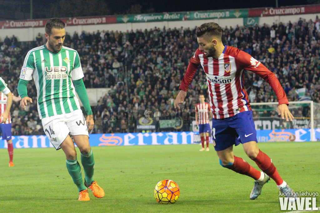 Betis - Atlético de Madrid 036