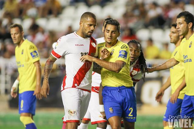 Pretemporada: Rayo Vallecano - UD Las Palmas