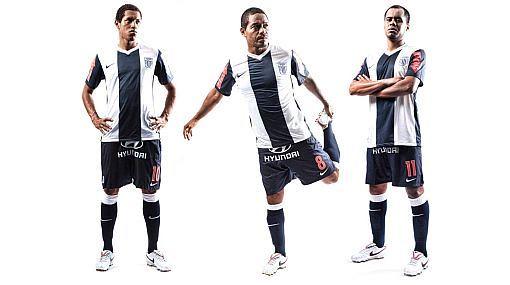 Camisetas de Alianza Lima hechas por Nike