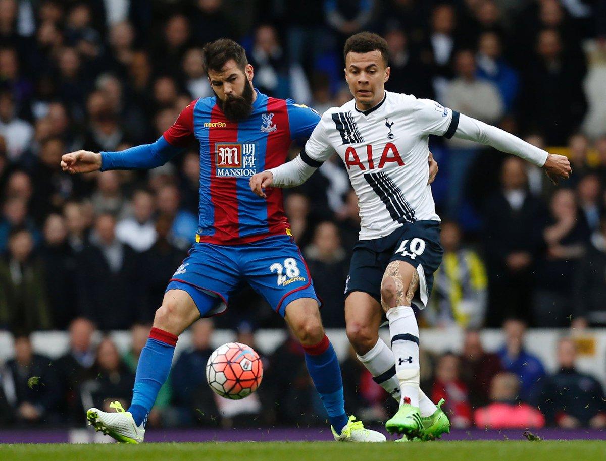 El Tottenham lo intentaba pero se topaba con un gran muro defensivo. Vía: Tottenham Hotspur