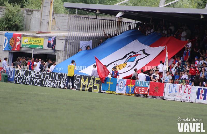 UP Langreo 2-2 Haro Deportivo (3-3)