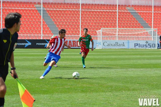Atlético de Madrid B - Trival Valderas