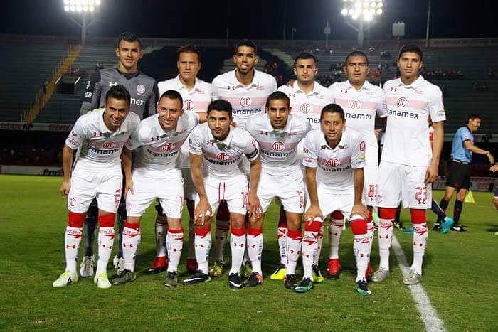 (Deportivo Toluca FC | Foto: Copa Corona MX)