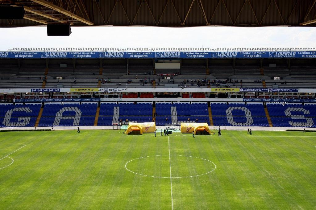 (Estadio Corregidora | Foto: Gallos Blancos F.C.)