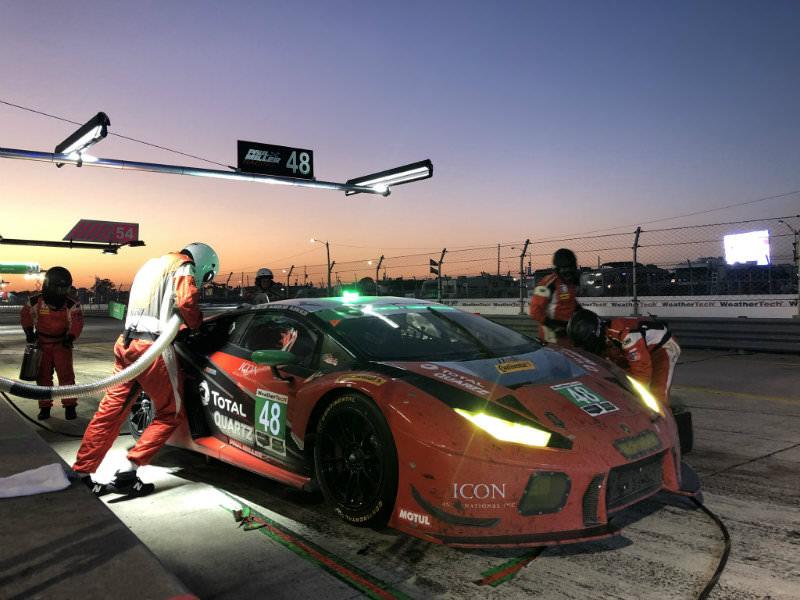 Paul Miller Racing vence na classe GTD. (Foto: Divulgação)