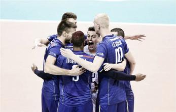 Championnats du Monde de volley-ball 2014 : la France débute par une victoire poussive