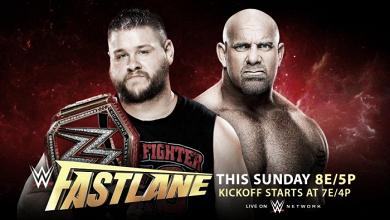 Cartelera WWE Fastlane 2017