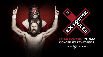 Cartelera WWE Extreme Rules 2018