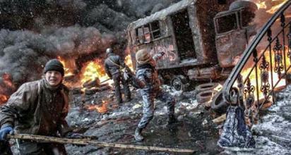 Ucrania asusta