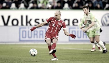 ¡Hay Robben para un rato mas!