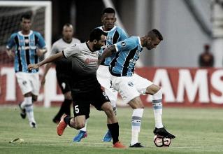 Resultado e gols de Grêmio x Zamora na Copa Libertadores da América 2017 (4-0)