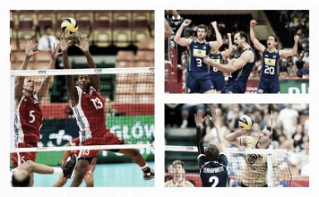 Championnats du Monde de volley-ball 2014 (Groupe B) : l'Allemagne se qualifie, Cuba et le Brésil au tie-break