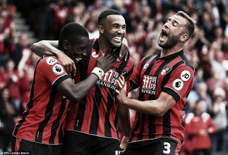 Bournemouth 1-0 West Brom: Callum Wilson prolongs West Brom woes