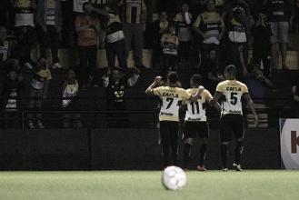 Criciúma vence Goiás em casa para confirmar boa fase e se aproximar do G-4 da Série B