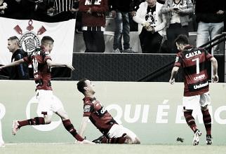 Goleiro Marcos se destaca, Atlético-GO surpreende em Itaquera e vence líder Corinthians