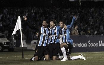 Grêmio é brasileiro mais duradouro na Libertadores pela sexta vez na história