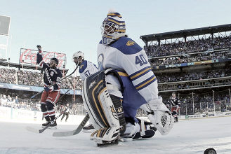 New York Rangers down Buffalo Sabres 3-2 in Overtime