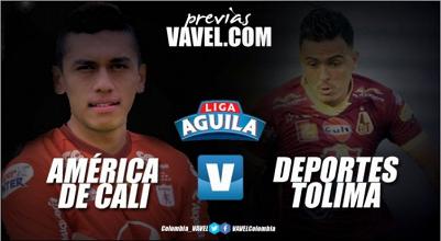 América vs. Tolima: los 'diablos rojos' buscan la cima de la tabla