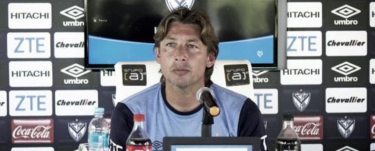"""Heinze: """"Lo más importante para mí es Vélez"""""""