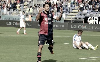 """Cagliari, Marco Sau dal ritiro: """"Voglio segnare almeno dieci gol"""""""