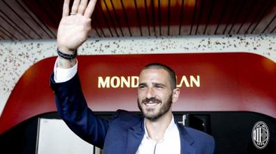 """Milan, parla Bonucci: """"Siamo con Montella, usciremo insieme da questo momento"""""""