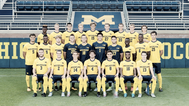 Michigan Wolverines Men's Soccer wins first Big Ten regular-season championship