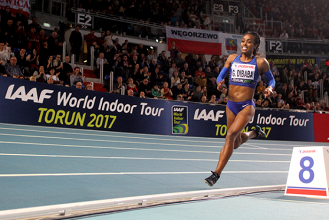 Atletica, World Iaaf Indoor Tour: Dibaba super a Torun, ma non arriva il mondiale sui 1500
