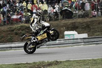 Moto2, Austria: Luthi alla carica, Morbidelli insegue