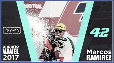 Anuario VAVEL Moto3 2017: Marcos Ramírez, piloto revelación