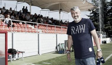 """Óscar: """"Llevo satisfecho desde hace tres años que encontré en mi camino a estos futbolistas"""""""