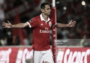 Benfica arrasa Belenenses: Jonas samba com hat-trick