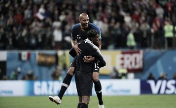 N'Zonzi se proclama campeón de la Copa del Mundo