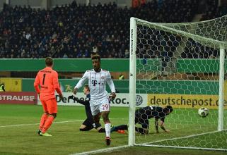 DFB Pokal - Difficoltà principiante per il Bayern Monaco: Paderborn battuto 0-6, raggiunte le semifinali