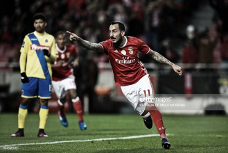 Benfica: Mitroglou segue para o Marselha