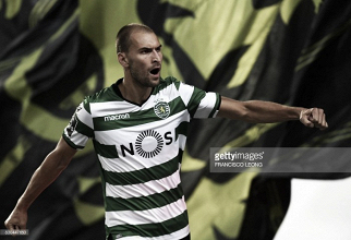 Sporting vence diante o Setúbal: Bas Dost resolve