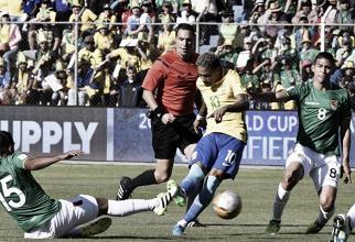 Qualificazioni Russia 2018 - Neymar sbatte sul muro della Bolivia: il Brasile fa 0-0 all'Hernando Siles