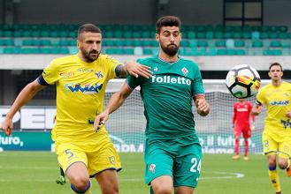 Serie A - Le formazioni ufficiali di Fiorentina-Chievo, Sampdoria-Udinese e Hellas Verona-Torino