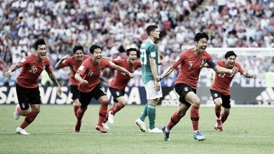 Corea del Sur - Alemania: puntuaciones Corea del Sur, jornada 3 del Mundial Rusia 2018