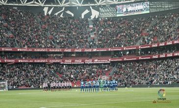 Athletic Club - Málaga CF, puntuaciones del Málaga, jornada 25 de LaLiga