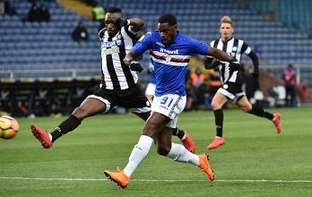 Sampdoria - Le dichiarazioni di Giampaolo e Duvàn Zapata dopo la vittoria sull'Udinese