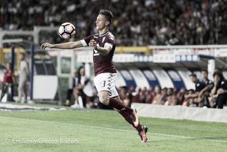 Antonio Barreca in azione con la maglia del Torino. | toronews.net