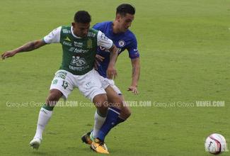 León saca egónico empate ante Cruz Azul