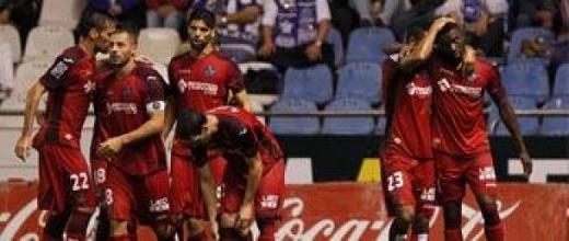 خيتافي يُسقط ديبورتيفو لا كورونيا في معقله