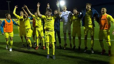 Importantísima victoria del mini submarino para consolidarse en playoffs