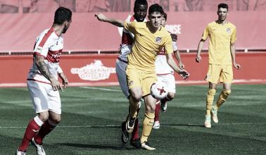Rubén Fernández sufre una rotura del ligamento cruzado anterior de la rodilla izquierda