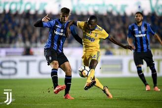 Le formazioni ufficiali di Juventus-Atalanta: Dybala parte in panchina