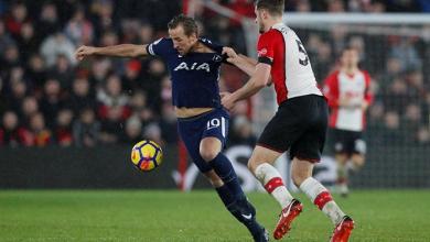 Premier League - Scivola il Tottenham, solo un pari contro il Southampton (1-1)
