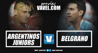 Previa Argentinos Juniors - Belgrano: Volver a casa