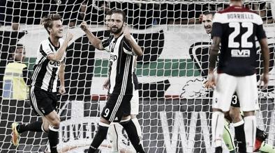 La Juventus, Allegri e tutte le ragioni del mondo per vincere contro il Cagliari