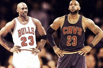 """Scottie Pippen: """"LeBron es mejor que Jordan estadísticamente hablando"""""""